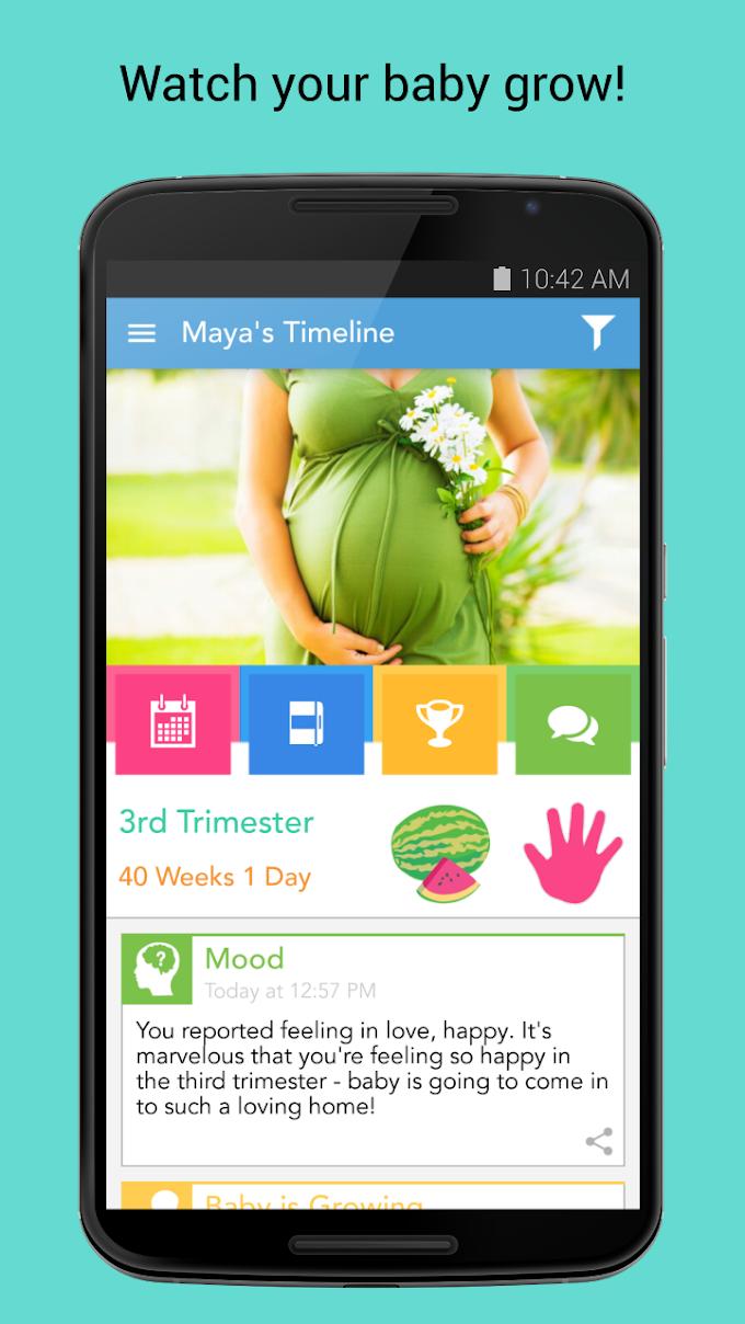 Ovia Pregnancy - A Review