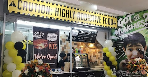 Massive Munchies a modern Filipino pie flavors with an Italian-Mexian twist