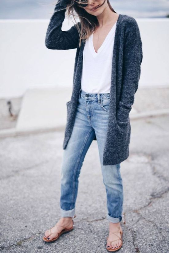 e49ce5abcd Outfit inspiration with cardigans ~ 30 something Urban Girl