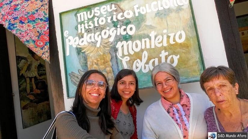 Sítio do Pica Pau Amarelo - Museu Monteiro Lobato em Taubaté
