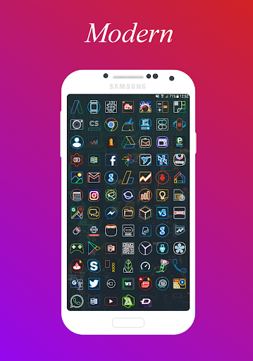 IconX - Icon Pack