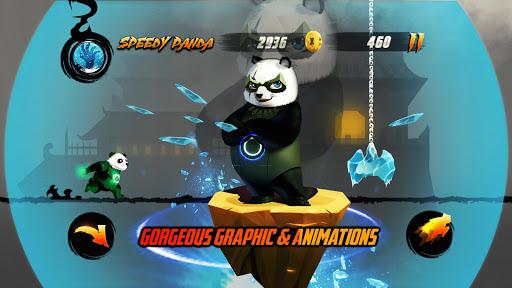 Tải Game Speedy Panda Dragon Warrior Hack