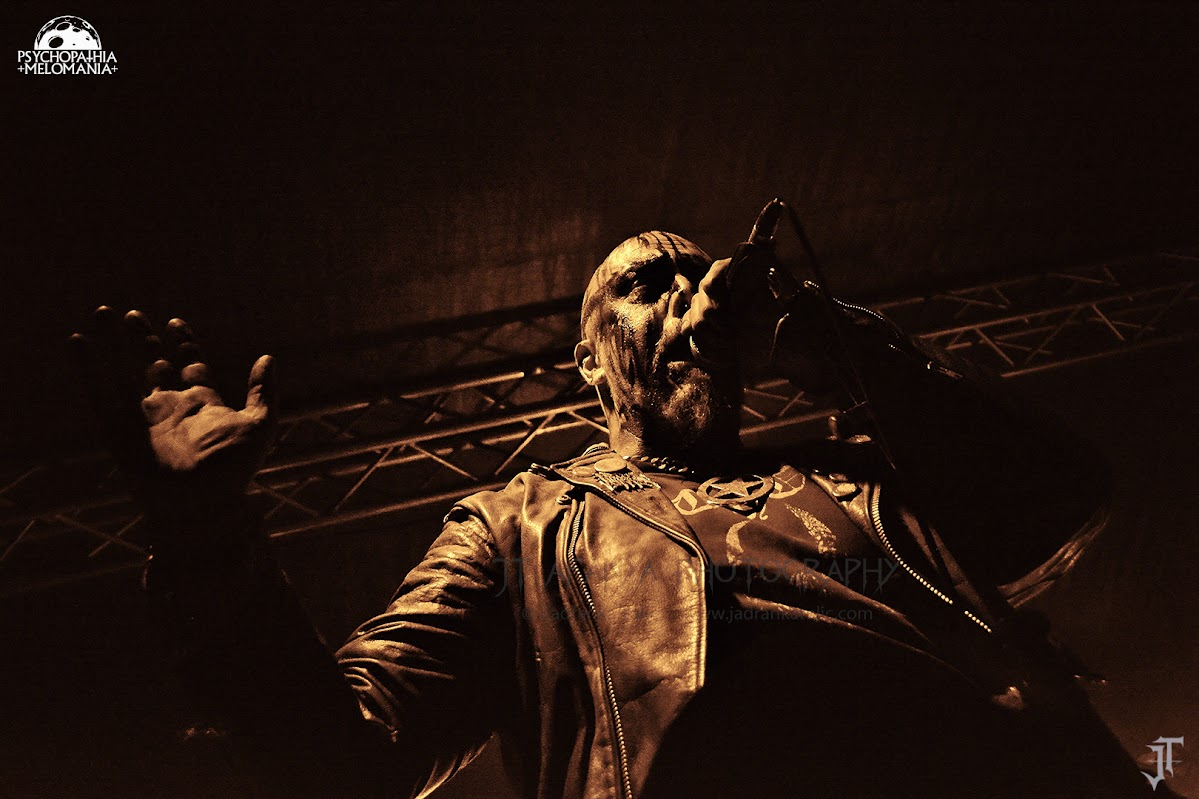 Enthroned @Under The Black Sun XVIII, Helenenauer, Allemagne 03/07/2015