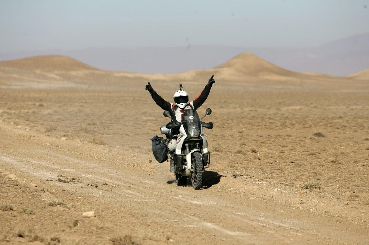 maroko na motocyklach, motocyklem do maroka