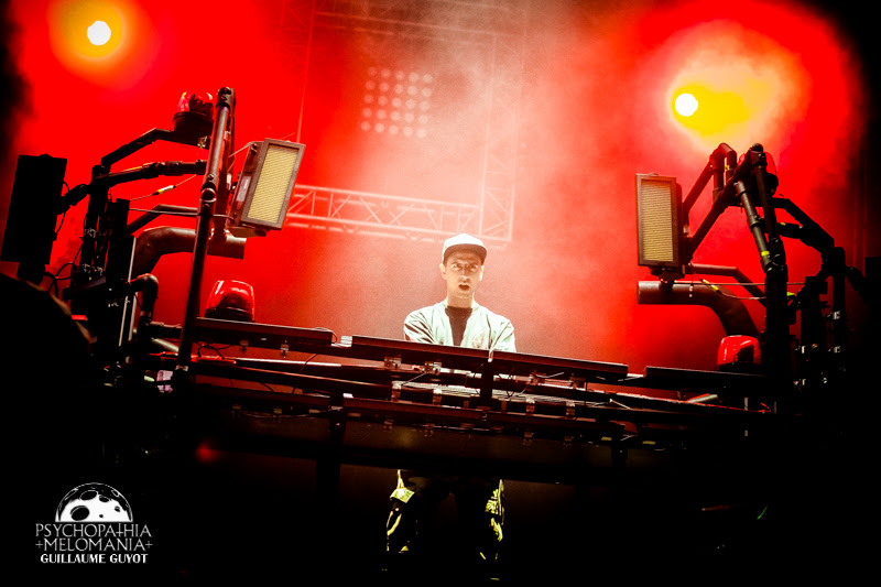 Boys Noize @Main Square Festival 2016, Arras 01/07/2016