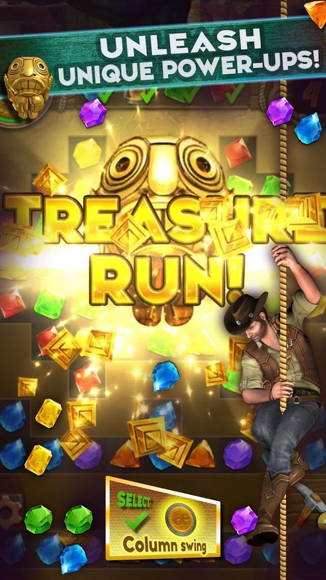 Temple Run: Treasure Hunters Oyunu Google Playde