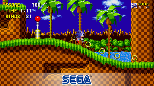 Game Sonic the Hedgehog Mod Cho Android