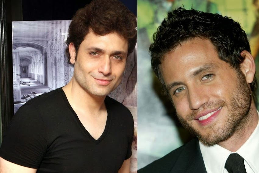 Shiny Ahuja And Edgar Ramirez
