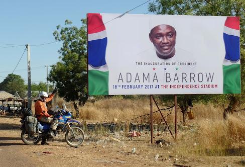 Wyprawy motocyklowe do Afryki