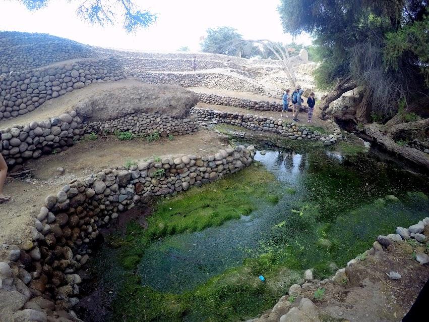 aqueducts nazca
