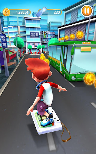 Tải Game Bus Rush 2 Hack