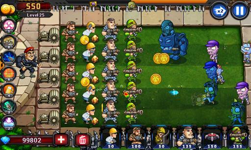 Game Metal Army vs US Zombie Hack