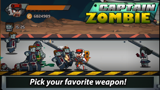 Game Captain Zombie Avengers Hack
