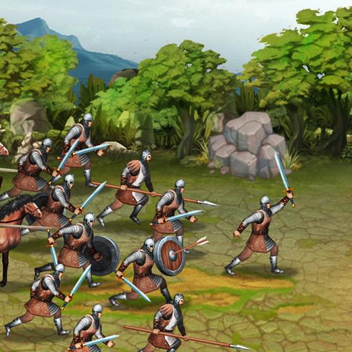 Game Battle Seven Kingdoms : Kingdom Wars2 V3.0.6 Mod Free In-App