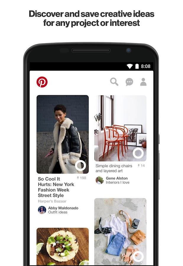 Pinterest 6.26.0 APK Download
