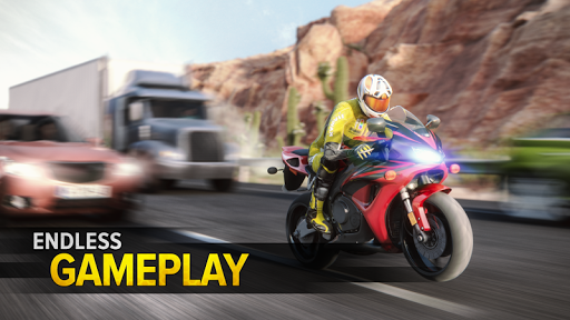 Highway Rider Motorcycle Racer Full