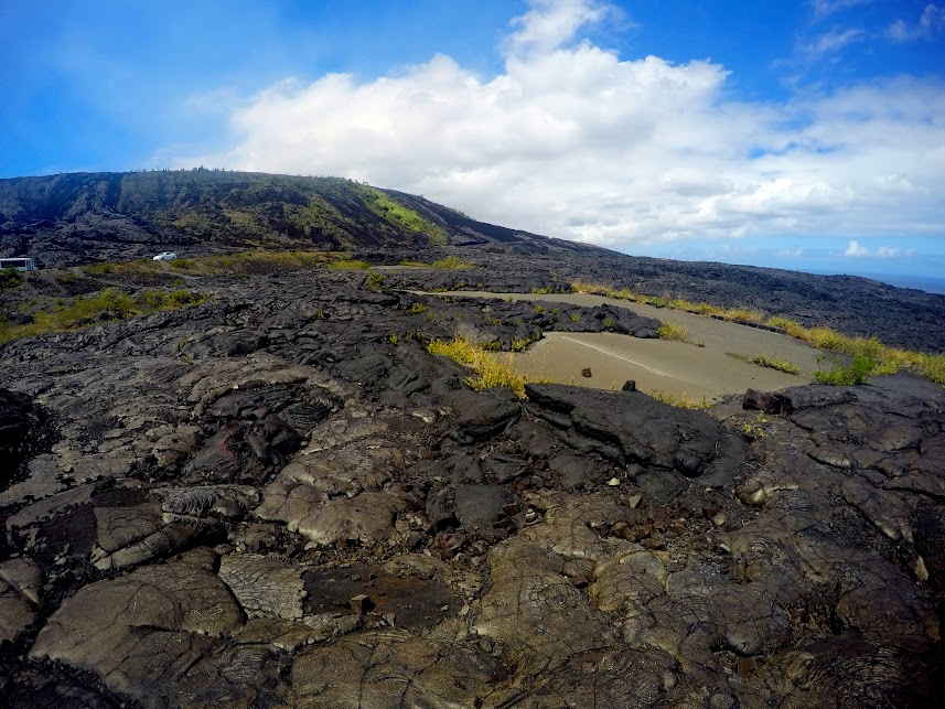 trek america hawaii chain of craters