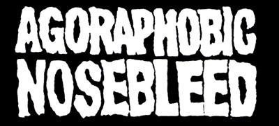 Agoraphobic Nosebleed_logo