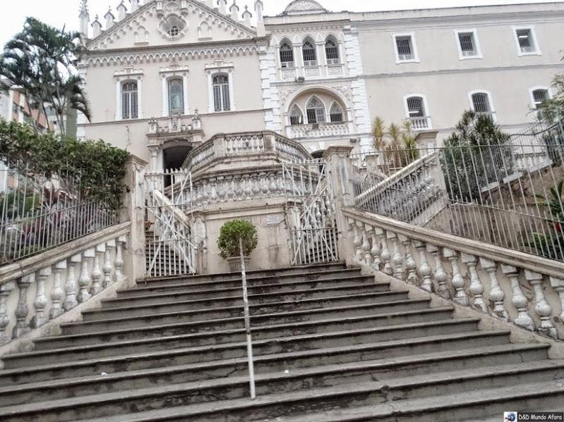 Convento Nossa Senhora do Monte do Carmo - Vitória - Espírito Santo