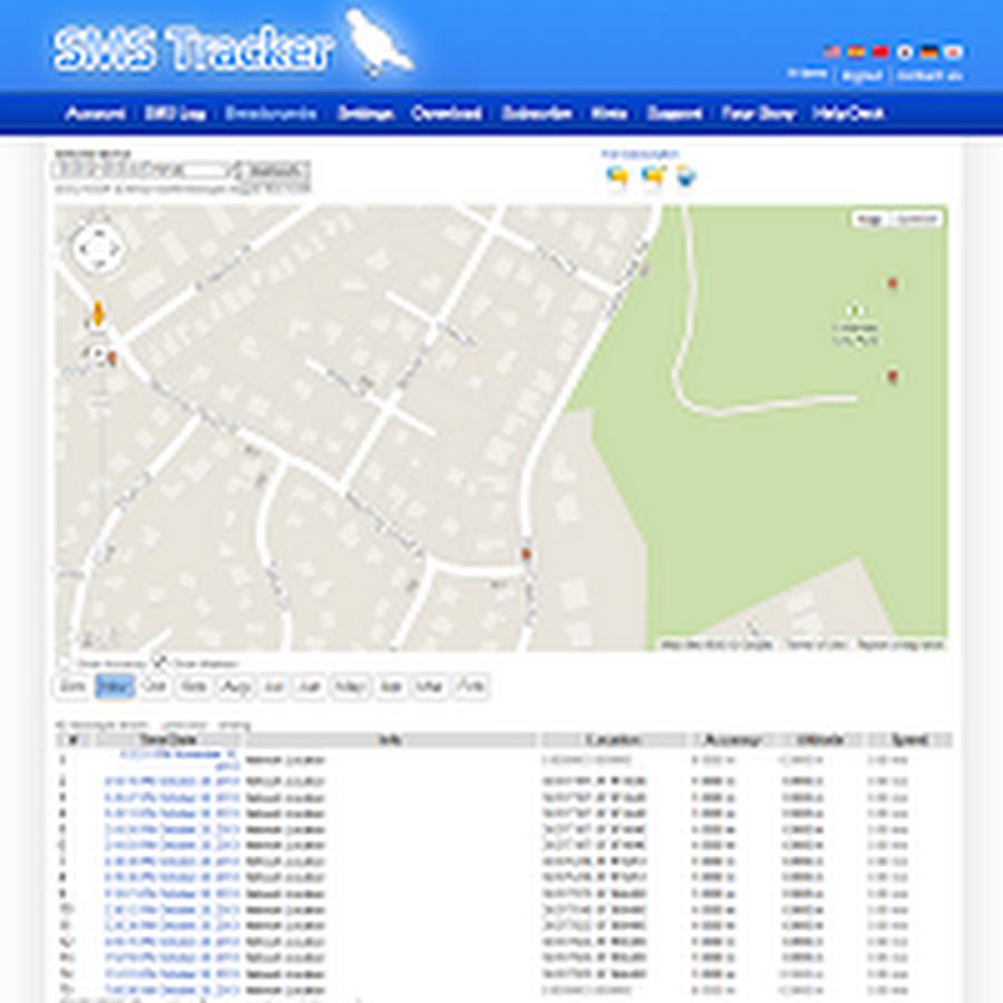sms tracker app for windows phone