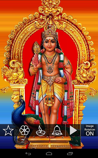 Lord Muruga Pooja Android App screenshot