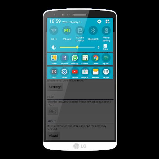 4. Recent App Switcher (DIESEL Pro).