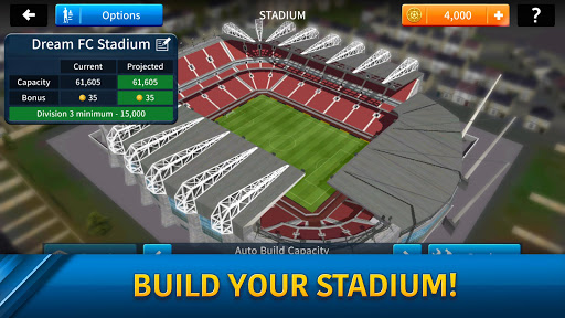 Dream League Soccer 2019 Hack Cho Android