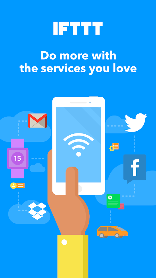 IFTTT 3.3.5 APK Download