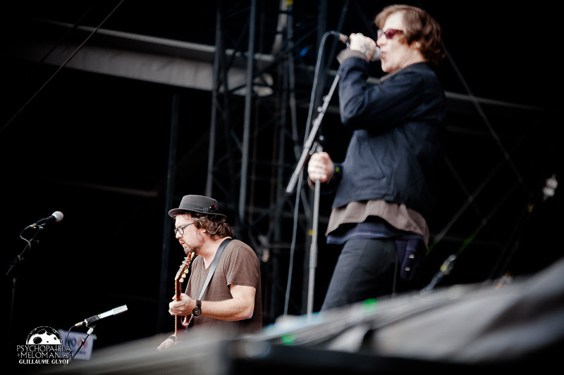 Mark Lanegan Band @Main Square Festival 2017, Arras 02/07/2017
