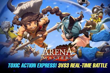 Arena Masters v 1.26.95.Live Mod Apk (Unlocked)