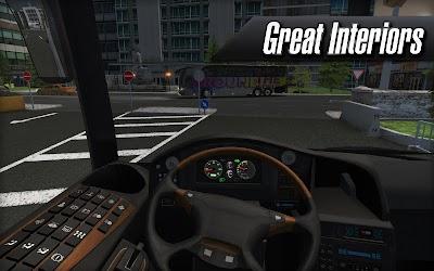 game bus simulator android