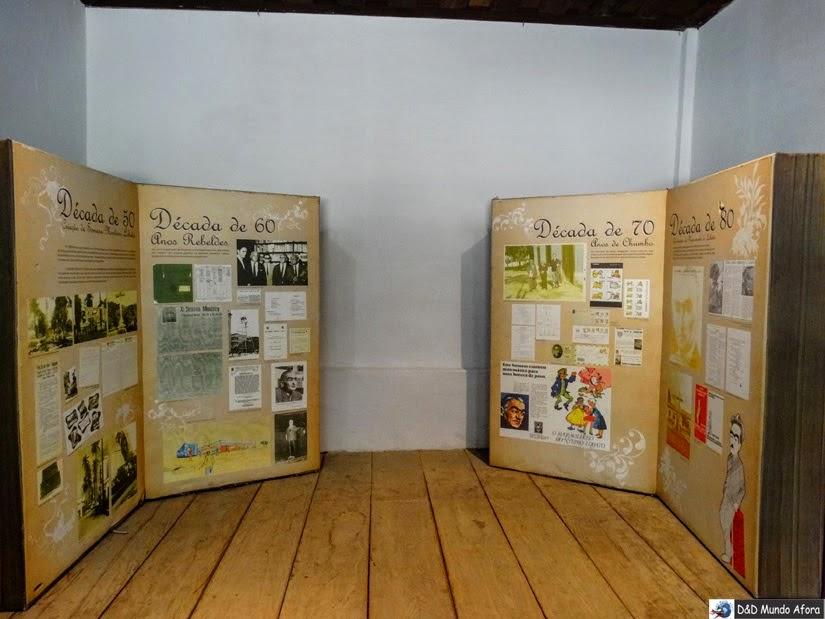 Museu Monteiro Lobato em Taubaté, SP