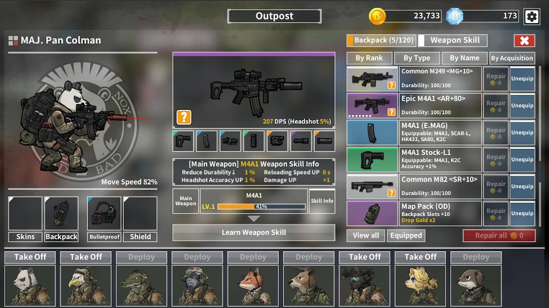 BAD 2 BAD: EXTINCTION Screenshot 02