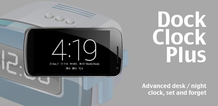 Sadia Telecom: Dock Clock Plus v1 3 Apk Full App Free Download