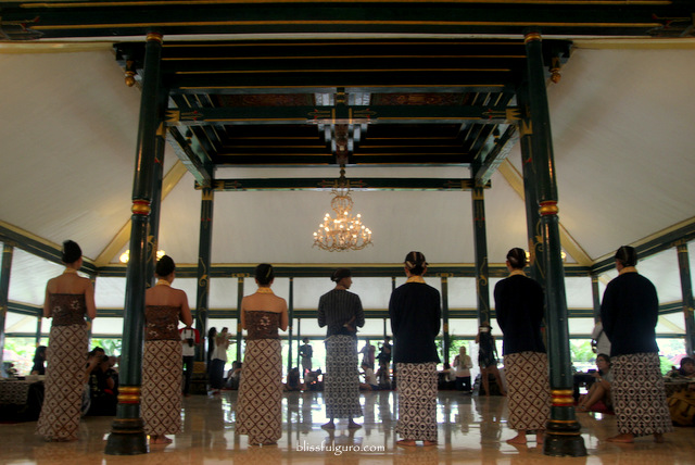 Ambarrukmo Royal Tea Ceremony