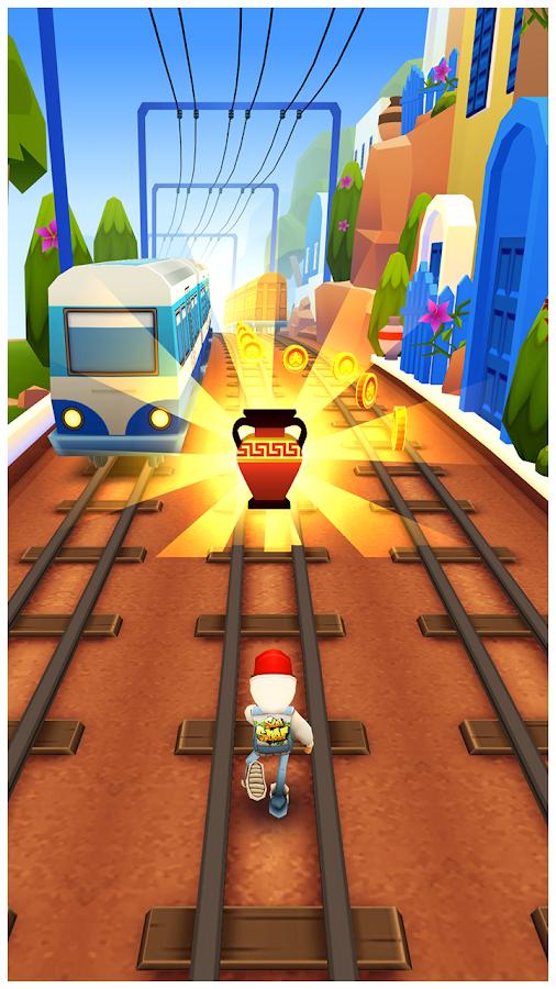 Permainan Subway Surfers 1.43.0 apk terbaru 2015