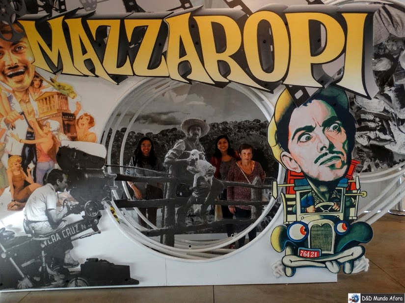 Museu do Mazzaropi Taubaté SP