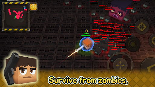 Head Fire Zombie Chaser Mod Cho Android
