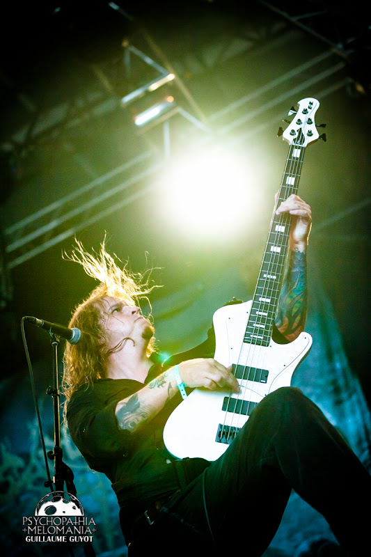 Cattle Decapitation @Hellfest 2016 - samedi 18/06