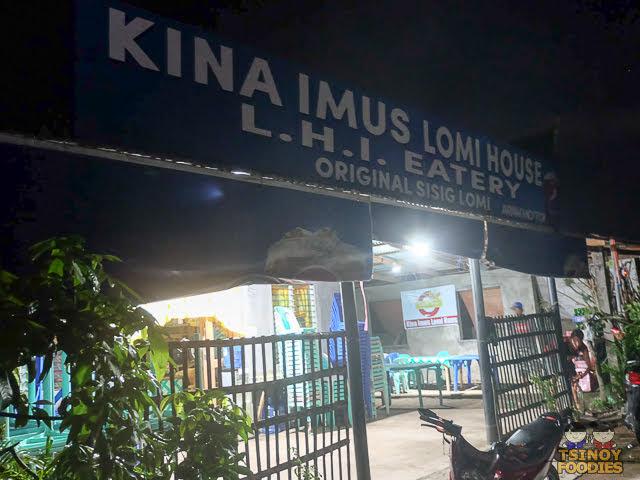 kina imus lomi house