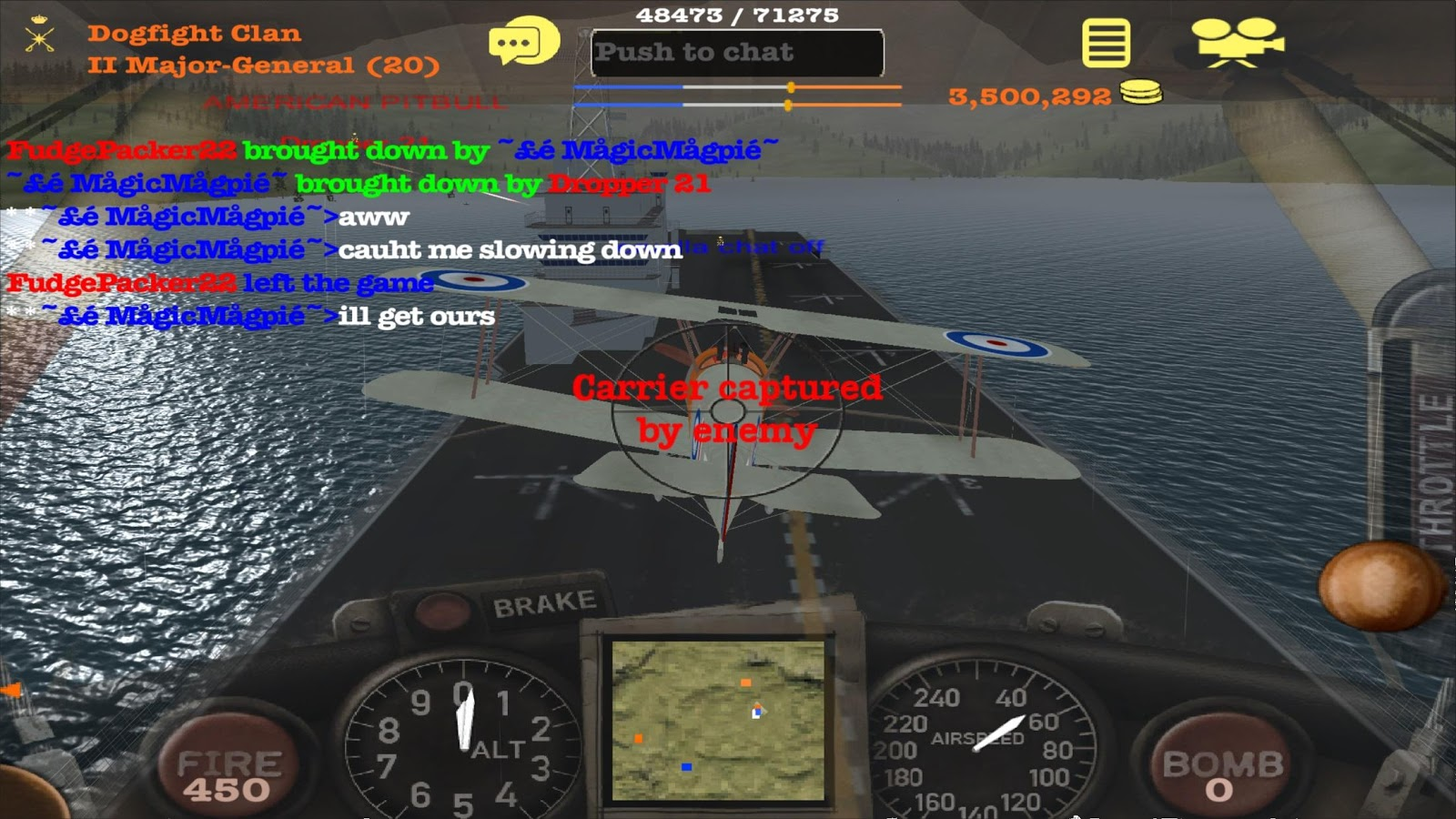 Free Download Dogfight Elite, Gratis Android Game