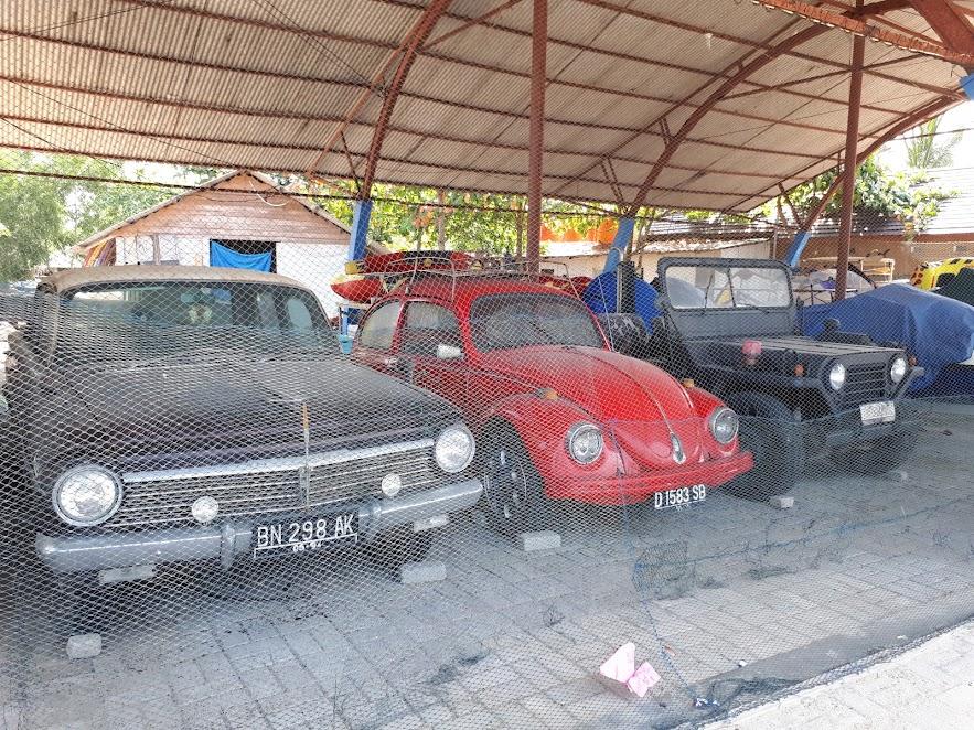 Koleksi Mobil Antik Tongaci Babel