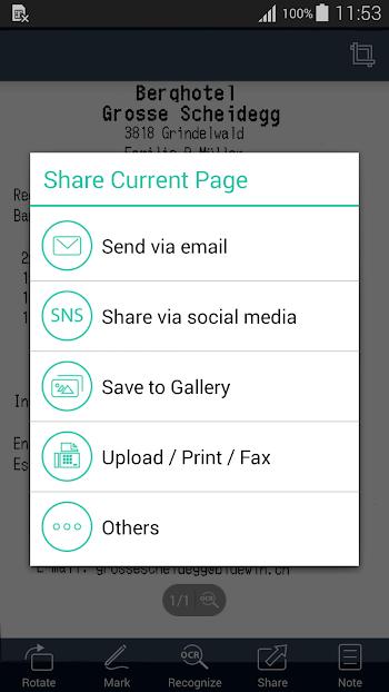 CamScanner Phone PDF Creator FULL Version