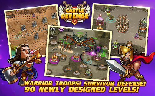 Castle Defense 2 Hack Cho Android