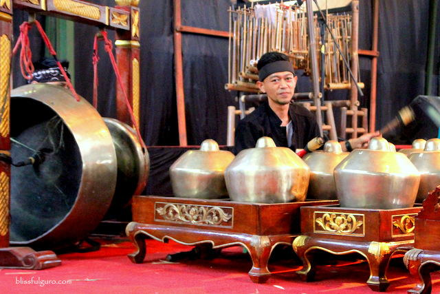 Indonesian Gong