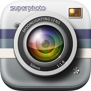 SuperPhoto - Effects + Filters logo