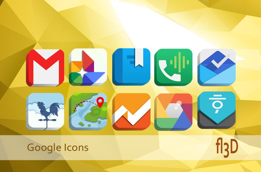5 ICON PACKS THAT YOU SHOULD HAVE | TechandroidBlogs