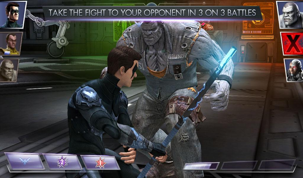 Injustice Gods Among Us Download For Android