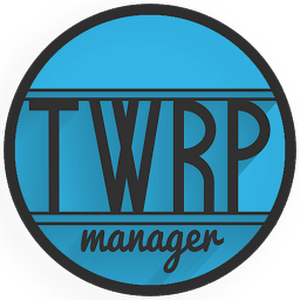 Download TWRP Manager (Full) terbaru