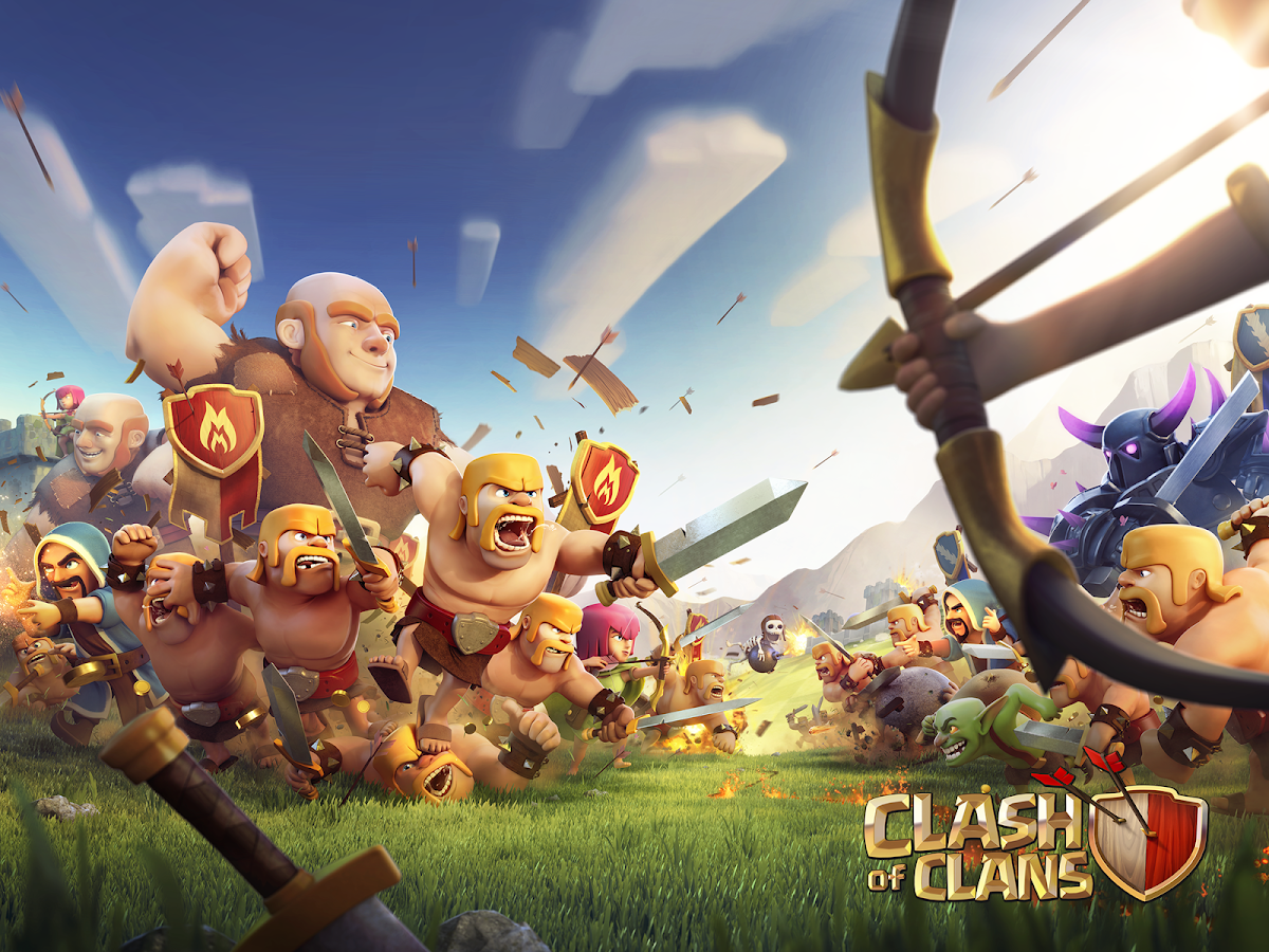 Clash of Clans v7.200.19 APK Unlimited Money